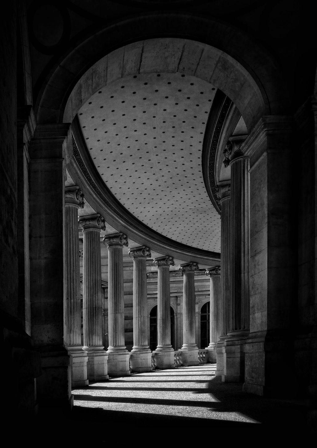 Les colonnes du palais