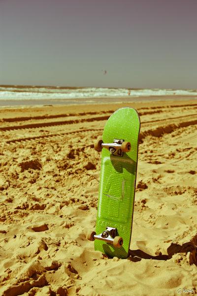 Skate & Beach