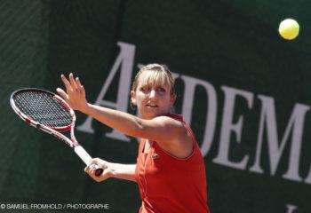 TIMEA BACSINSZKY / TENNIS / CHAMPIONNAT INTERCLUB