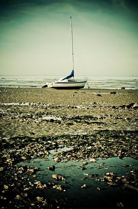 Le bateau qui attend
