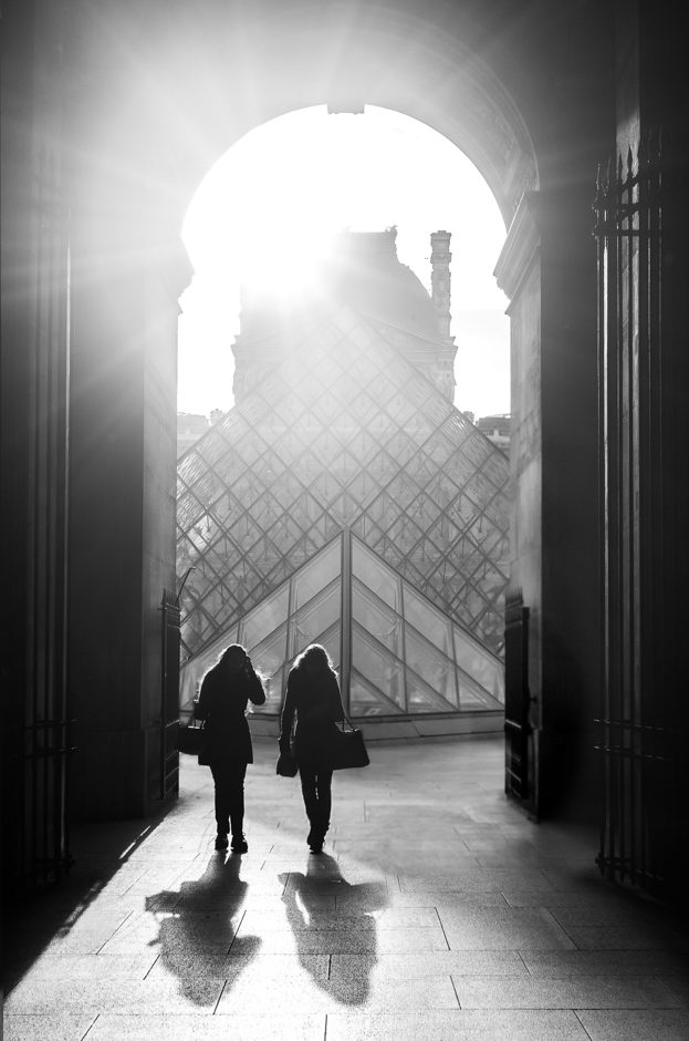 Lumière et silhouettes