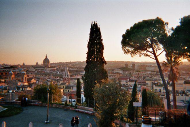 Ciel de Rome
