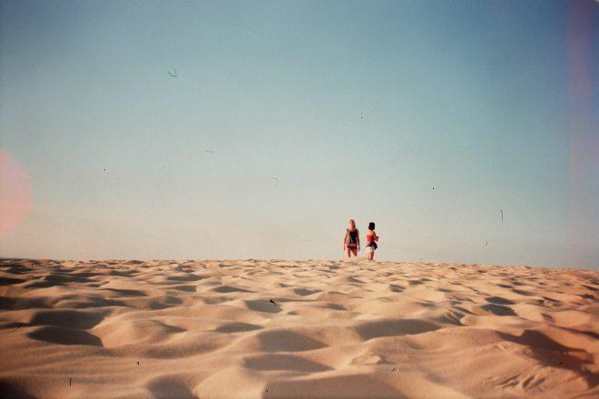 mère dune fille