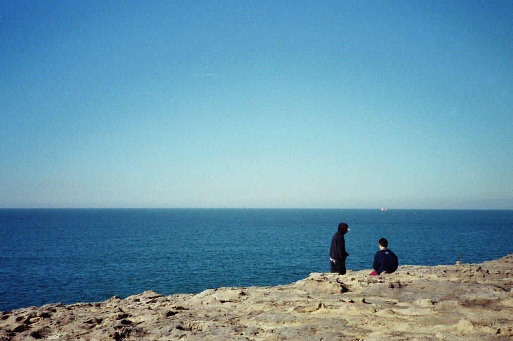 eux et la mer