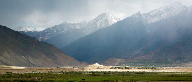 Padum, Vallée du Zanskar.