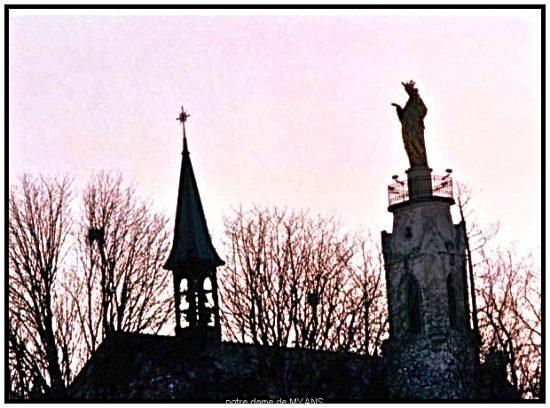 nd de MYANS – Chambéry-france