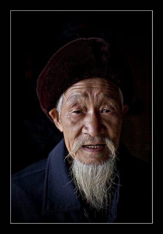 Xiangyu's grandpa