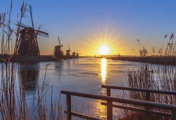 L'alignement de Kinderdijk