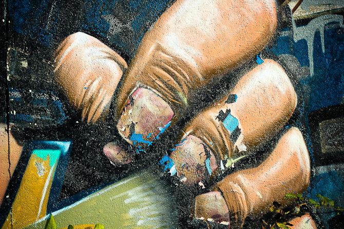Hand Graffiti