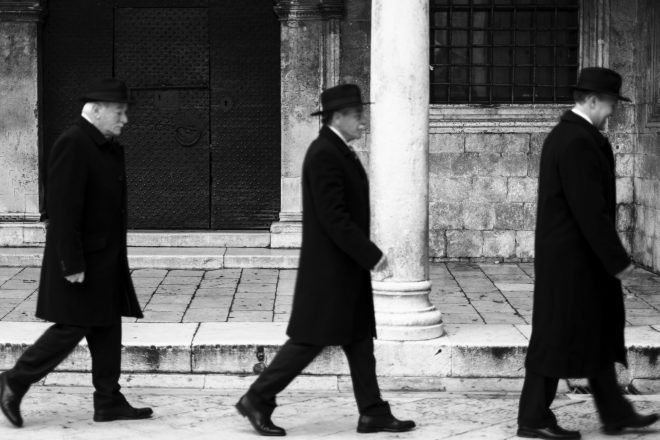Les trois Dalmatiens