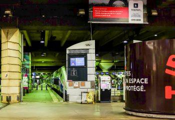 Montparnasse - quai n°5
