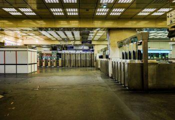 Montparnasse - subway 1
