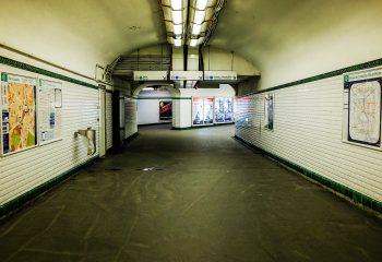 Montparnasse - subway 2