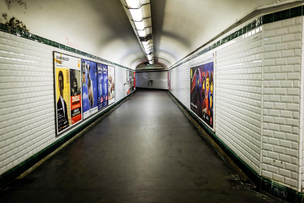 Montparnasse – subway 4