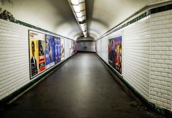 Montparnasse - subway 4