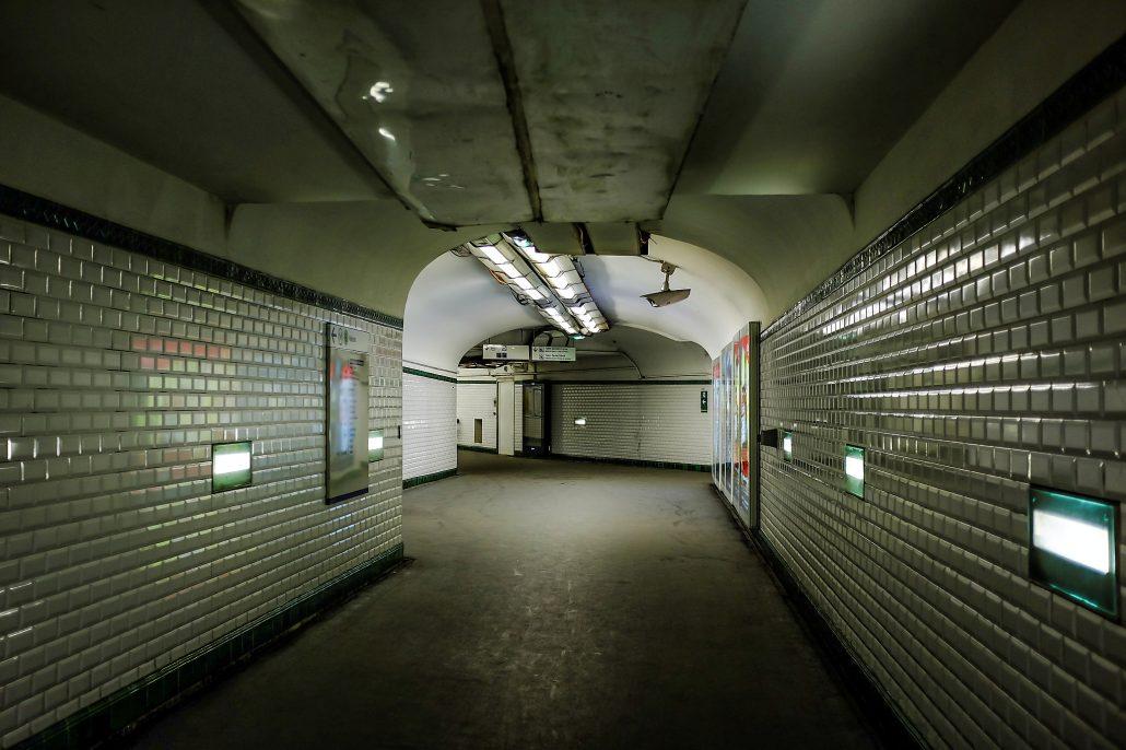 Montparnasse – subway 6