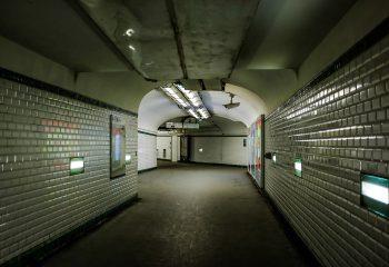 Montparnasse - subway 6