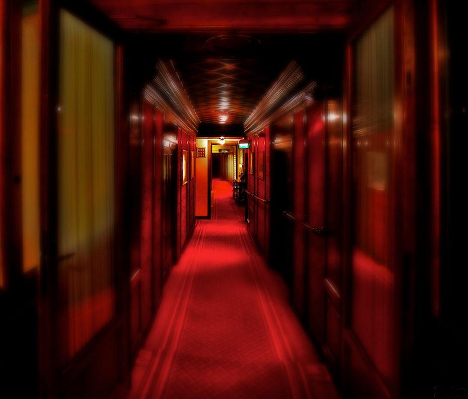 hell corridor