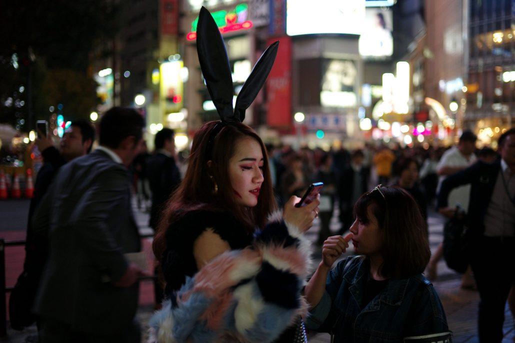 Shibuya Parade 2019