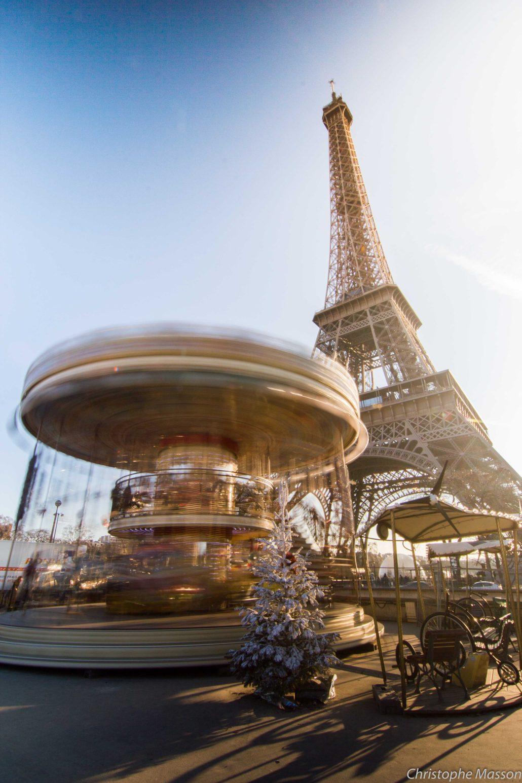 Caroussel – Tour Eiffel