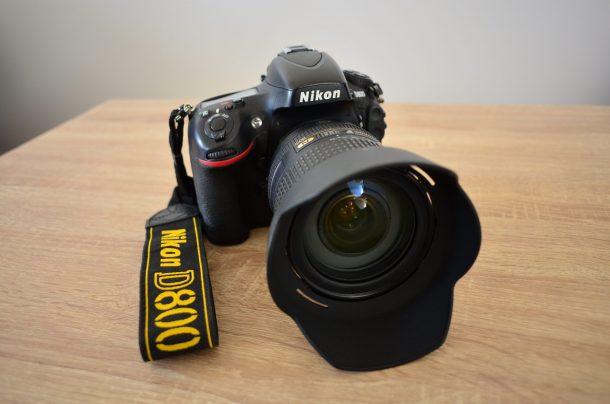 Nikon D800 + Nikkor AF-S VR G ED 24-120 mm f/4
