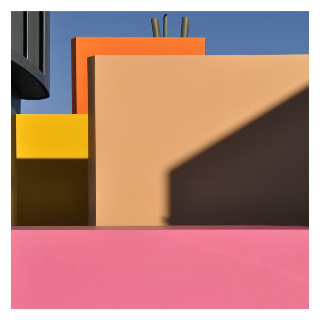 J'aime la couleur «Les murs»