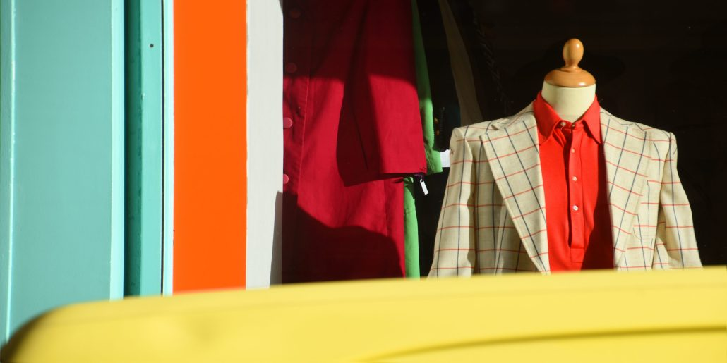 J'aime la couleur «La veste»