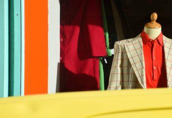 J'aime la couleur La veste