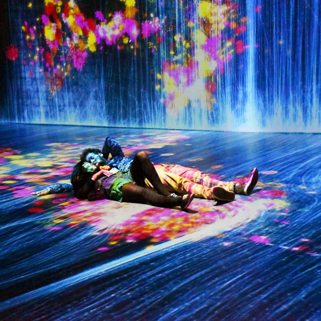 J'aime la couleur «L'immersion»