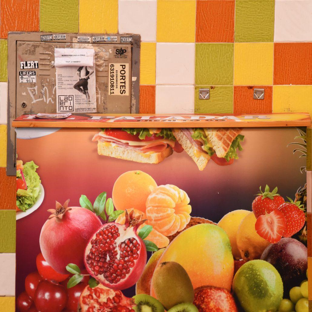 J'aime la couleur (même pastel) «Les fruits»