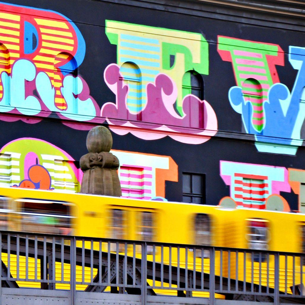 J'aime la couleur «Les lettres murales»