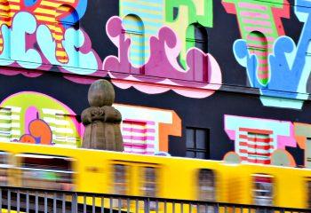 J'aime la couleur Les lettres murales