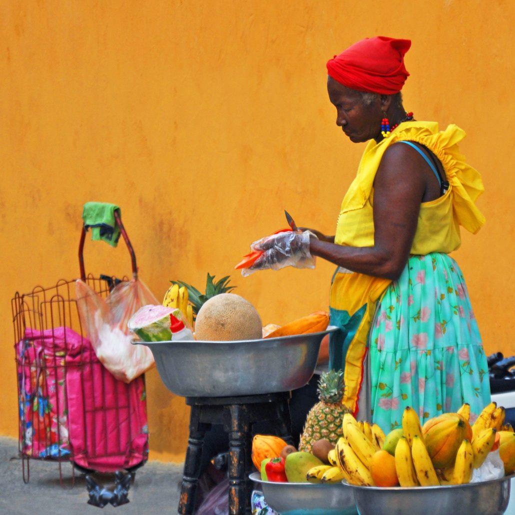 J'aime la couleur «Cartagena»