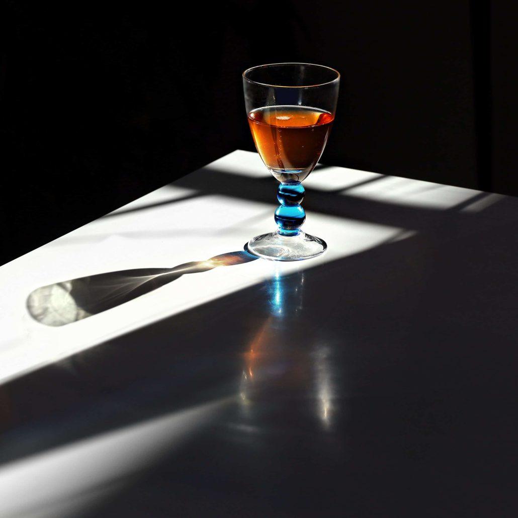 A LA MAISON «Le verre de cidre»