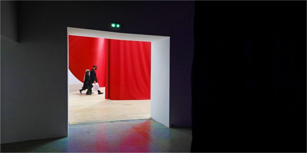 Au musée «Le Rouge & le Noir»