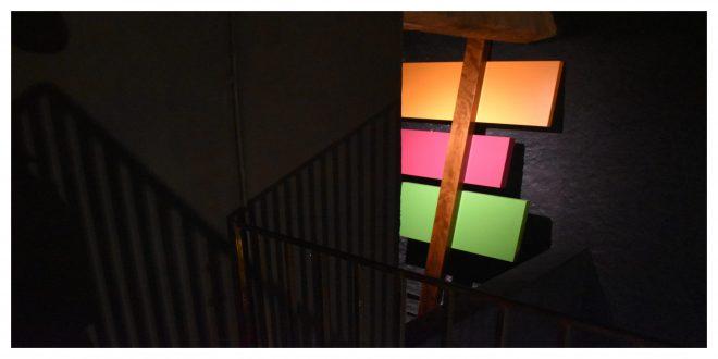 J'aime la couleur La rampe
