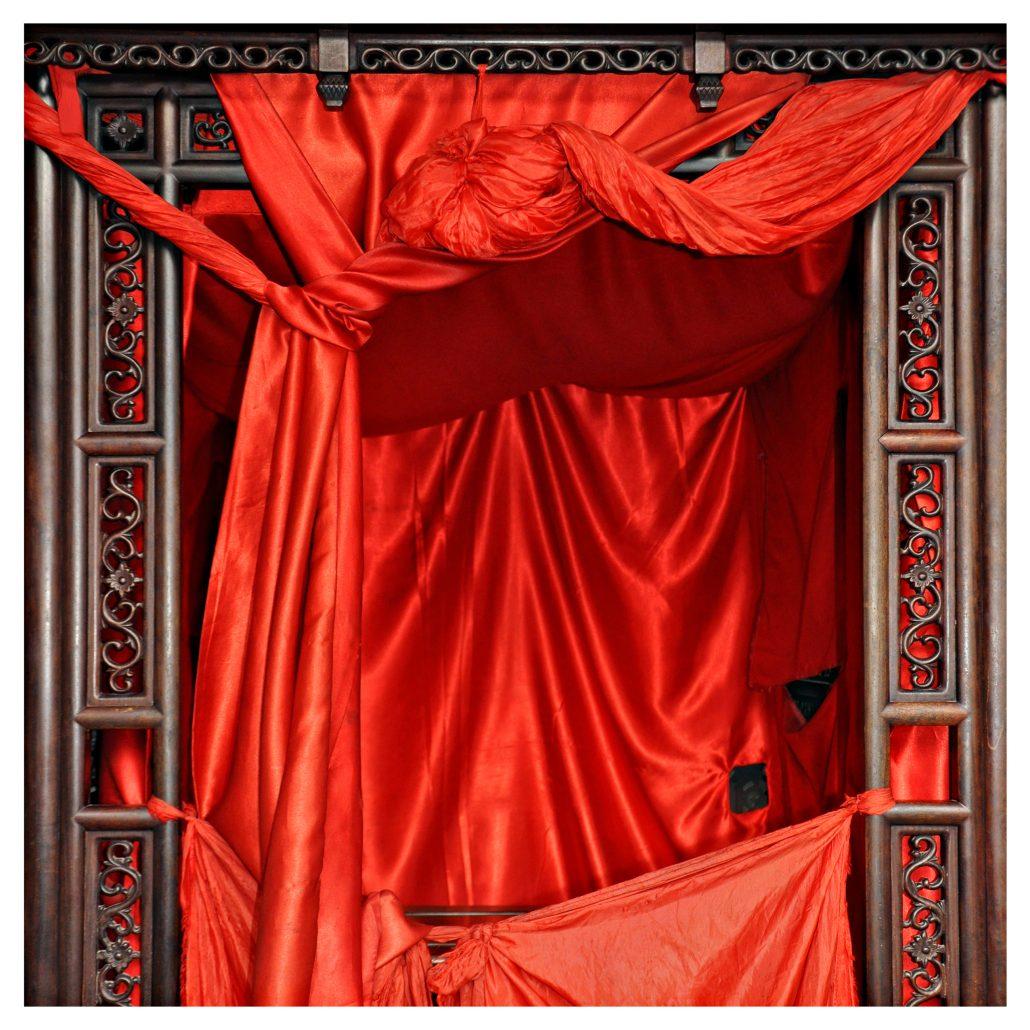 J'aime la couleur (même une seule) «Le rideau»