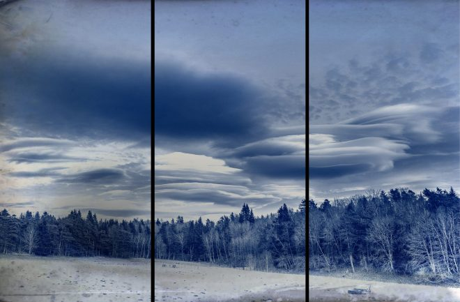 Cloud circles
