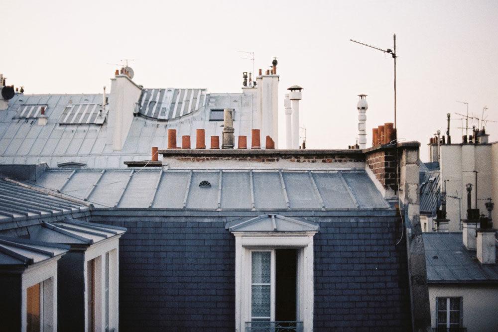Toits & Paris.