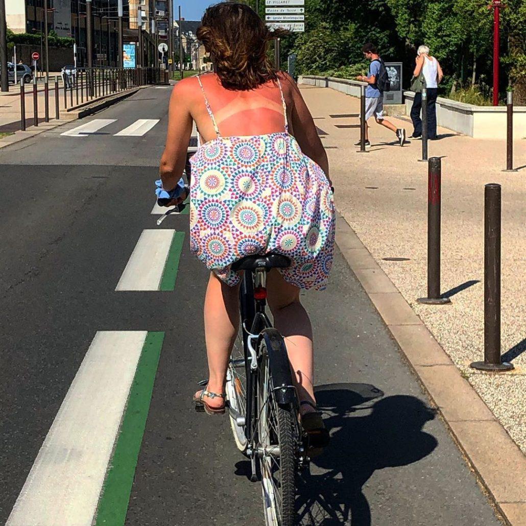 Bike & Bronzage