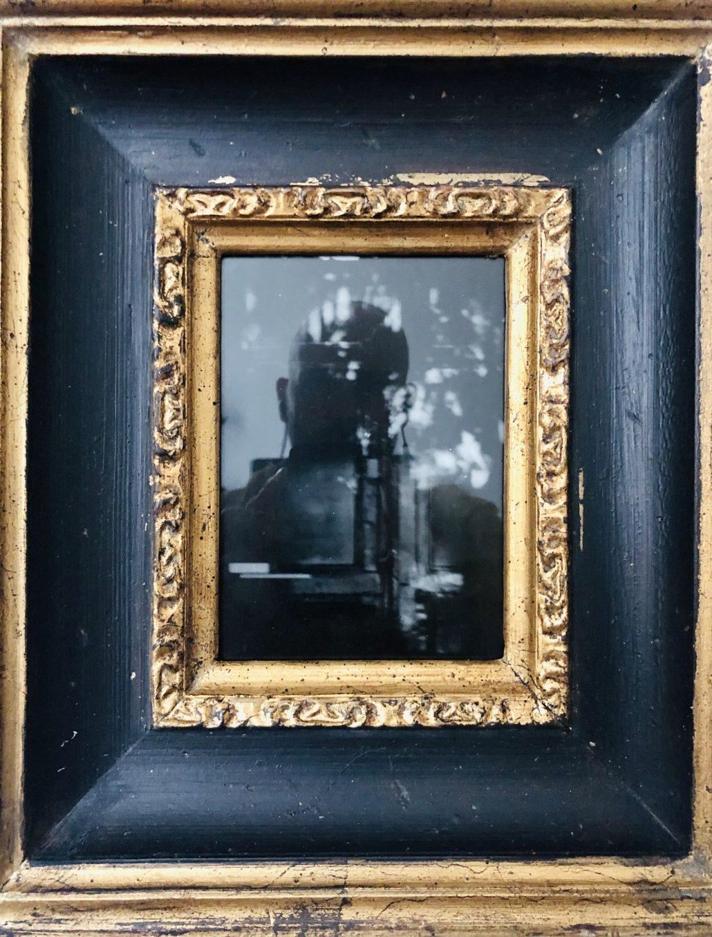 Autoportrait#002 l'effacement