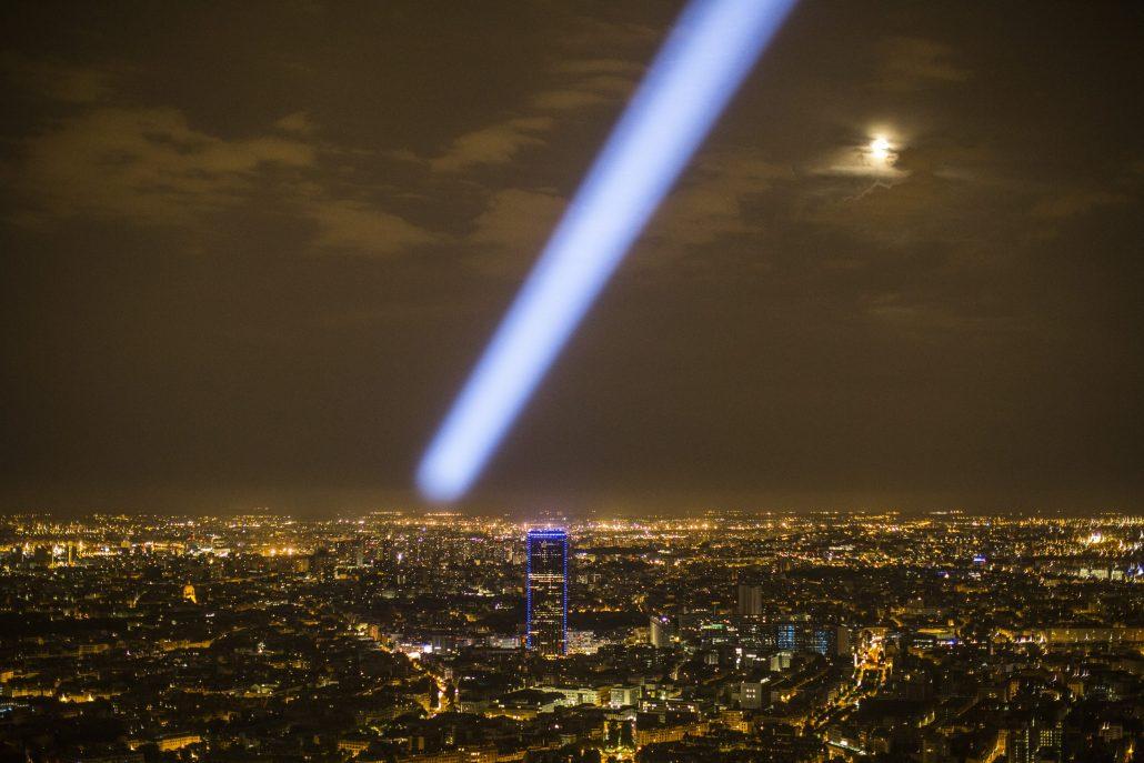 Tour Montparnasse.