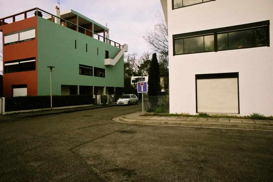 Le Corbusier, Cité Frugès à Pessac