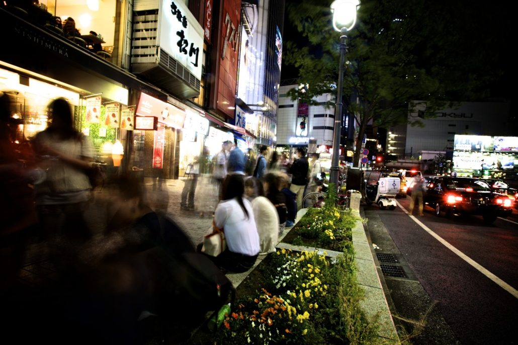 Shibuya Fever