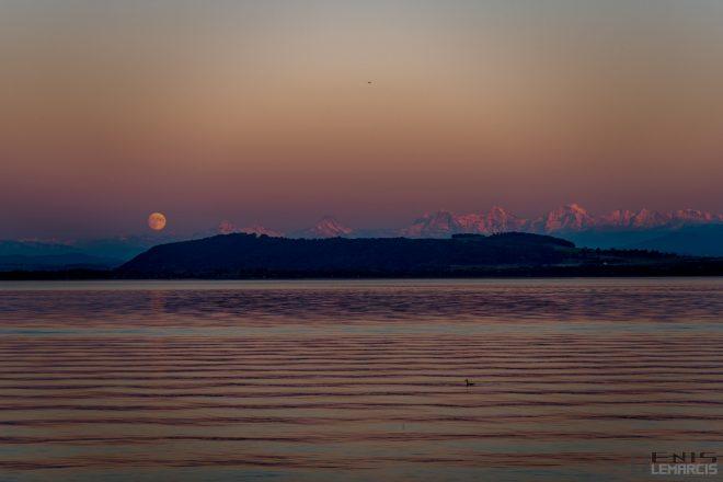 Neuchâtel Lake
