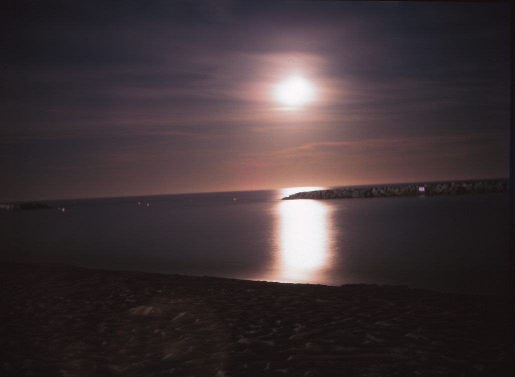 Lubitel on the moon
