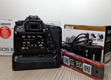 Canon EOS 80D - appareil photo reflex