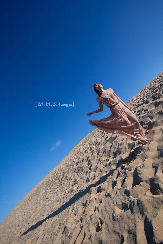 Sand Girl