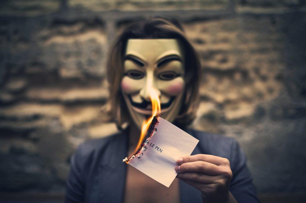 Vote Anonyme**
