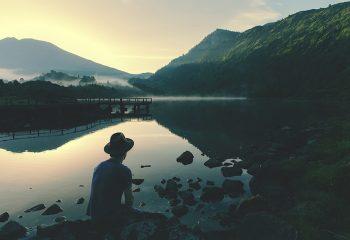 Le silence des montagnes